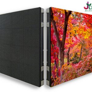 P3 จอled outdoor cabinet jled