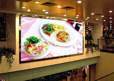 full colour indoor p8 led display