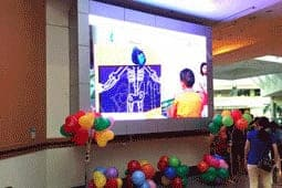 full colour indoor p3 led display