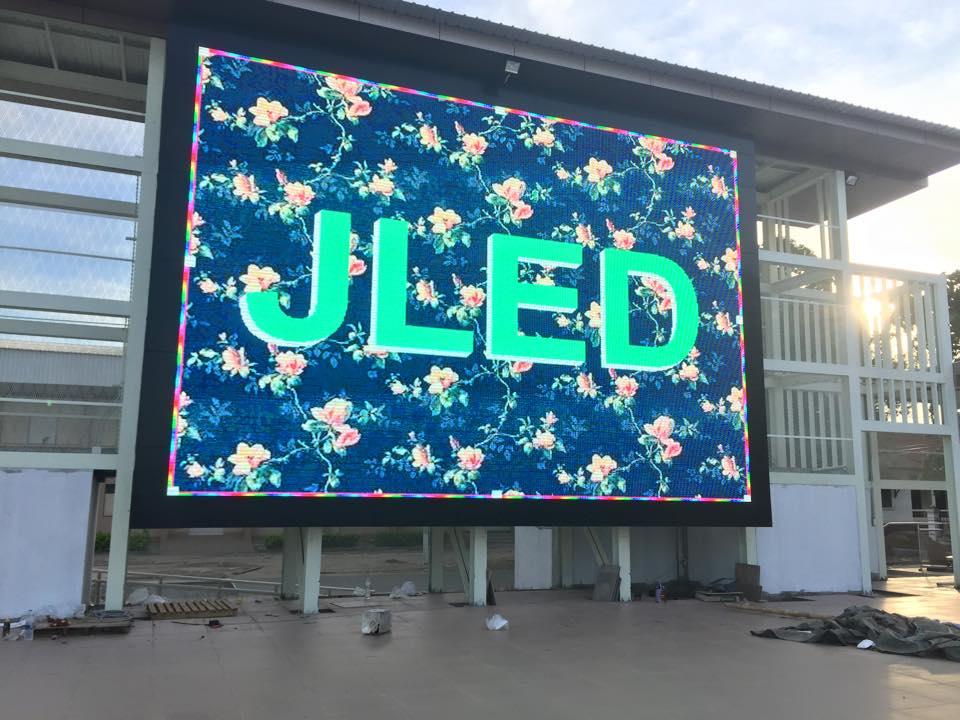 จอLED ป้ายไฟวิ่ง LED รายละเอียดจอ LED ในปี