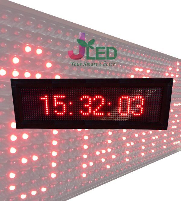 ป้ายไฟวิ่ง red moving sign scrolling sign jled