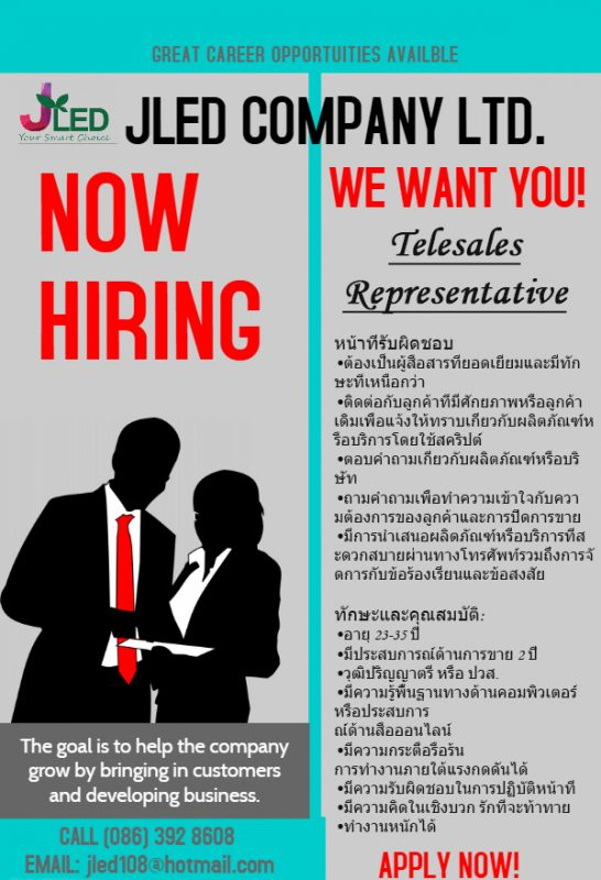 jobs in bangkok apply now