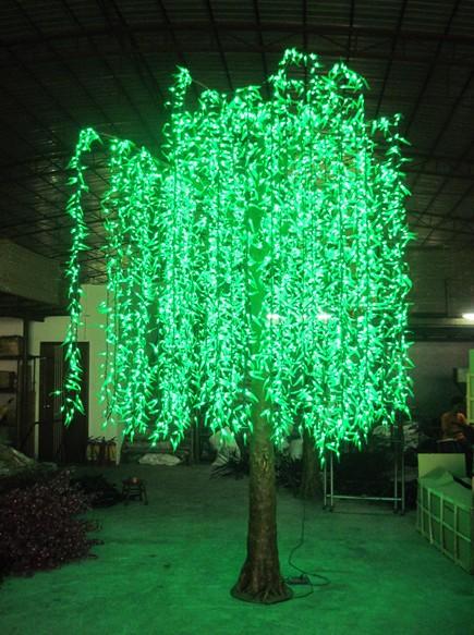 จอLED Tree ต้นไม้ ตกแต่งคริสต์มาส Christmas Decoration green