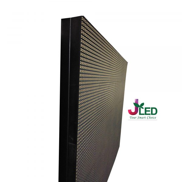 P10 OUTDOOR DIP Full Color LED Display ป้ายไฟวิ่ง จอ LED