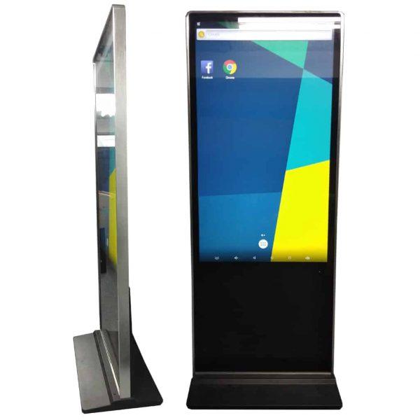 "60"" Digital Signage Kiosk จอโฆษณา ดิจิตอล LED Touchscreen"