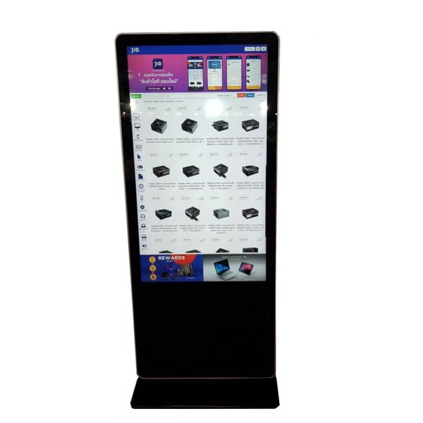 "55"" Digital Signage Kiosk จอโฆษณา ดิจิตอล LED Touchscreen"