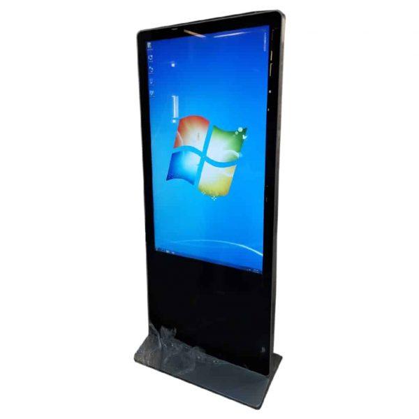 "50"" Digital Signage Kiosk จอโฆษณา ดิจิตอล LED Touchscreen"