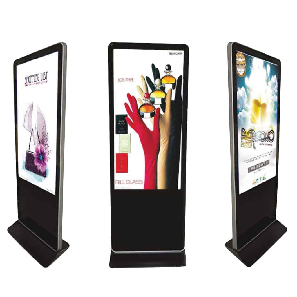 digital signage kiosk จอLED