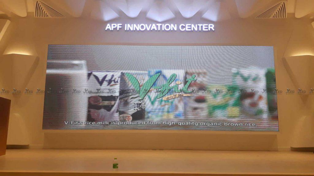จอLED Display Indoor APF Innovation Center jled 03