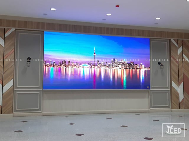 P3Indoor Full Color จอLed Display