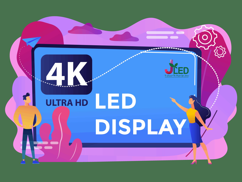4K led display jled 2021